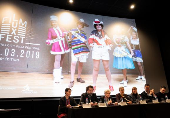 LuxFilmFest Press Conference 2019