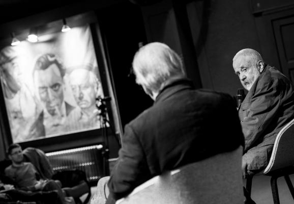 Masterclass Mike Leigh © VDL, Patrick Muller